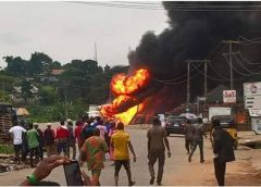 Casualty figures uncertain as another explosion rocks Lagos