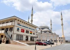 $10m Ghana National Mosque, 2nd largest in West Africa, inaugurated +PHOTOS